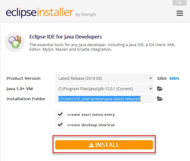 install selenium webdriver